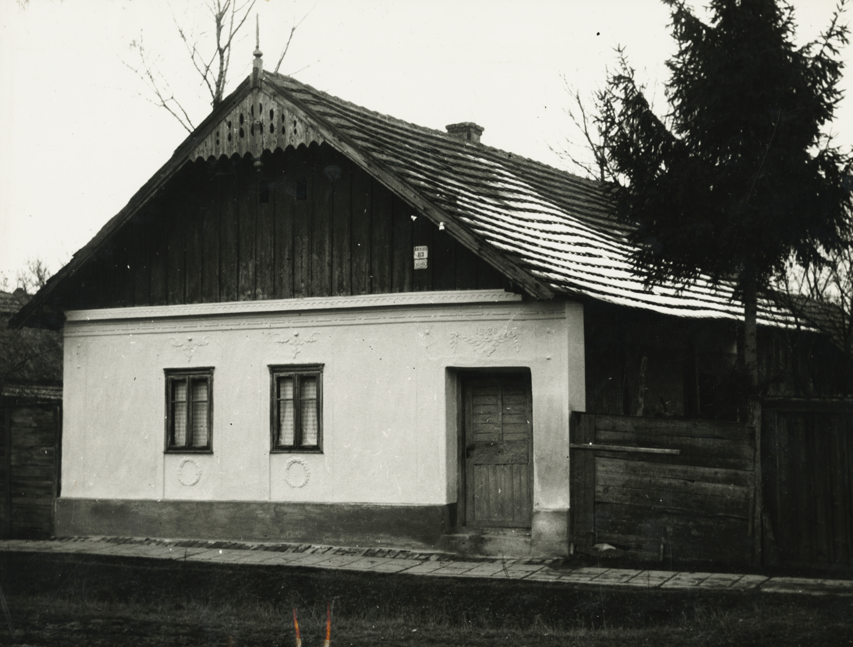 A békési Teleki László utca 83. szám alatti parasztház