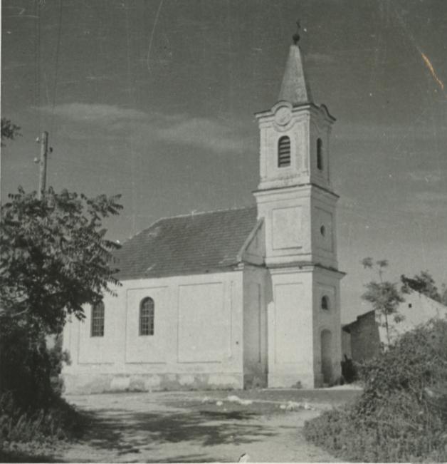 Balatonakali, evangélikus templom