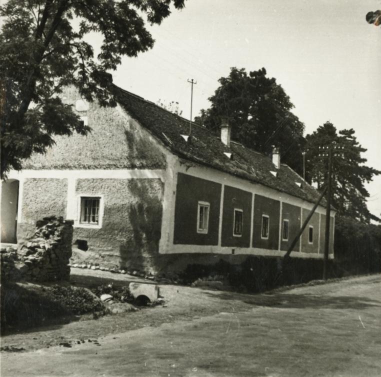 Balatonederics. Kossuth u. 117. épülete