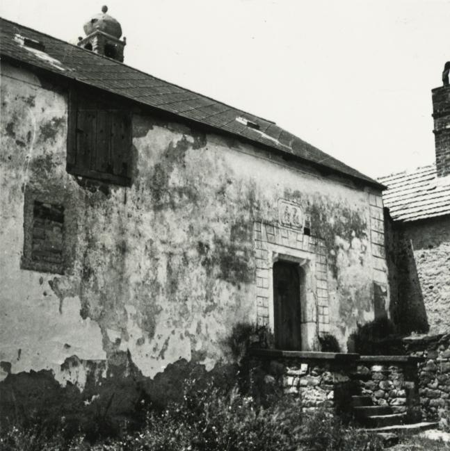 Alóörsi Török-ház