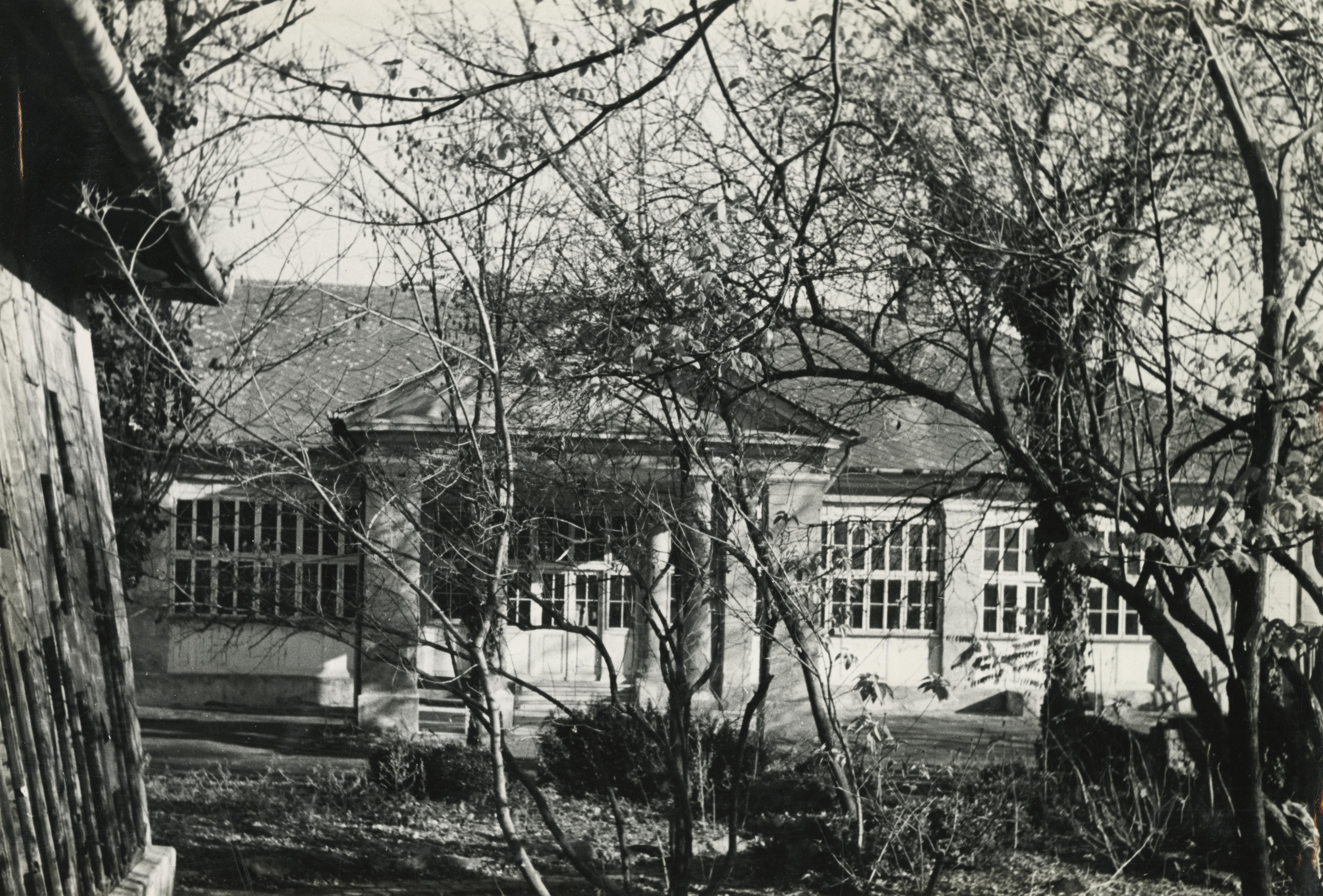A békéscsabai Steiner–Omaszta-kúria – ma Munkácsy Mihály Emlékház