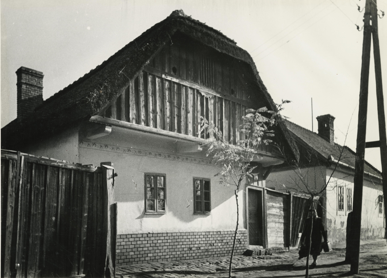 A békéscsabai Szigetvári utca 39. szám alatti parasztház