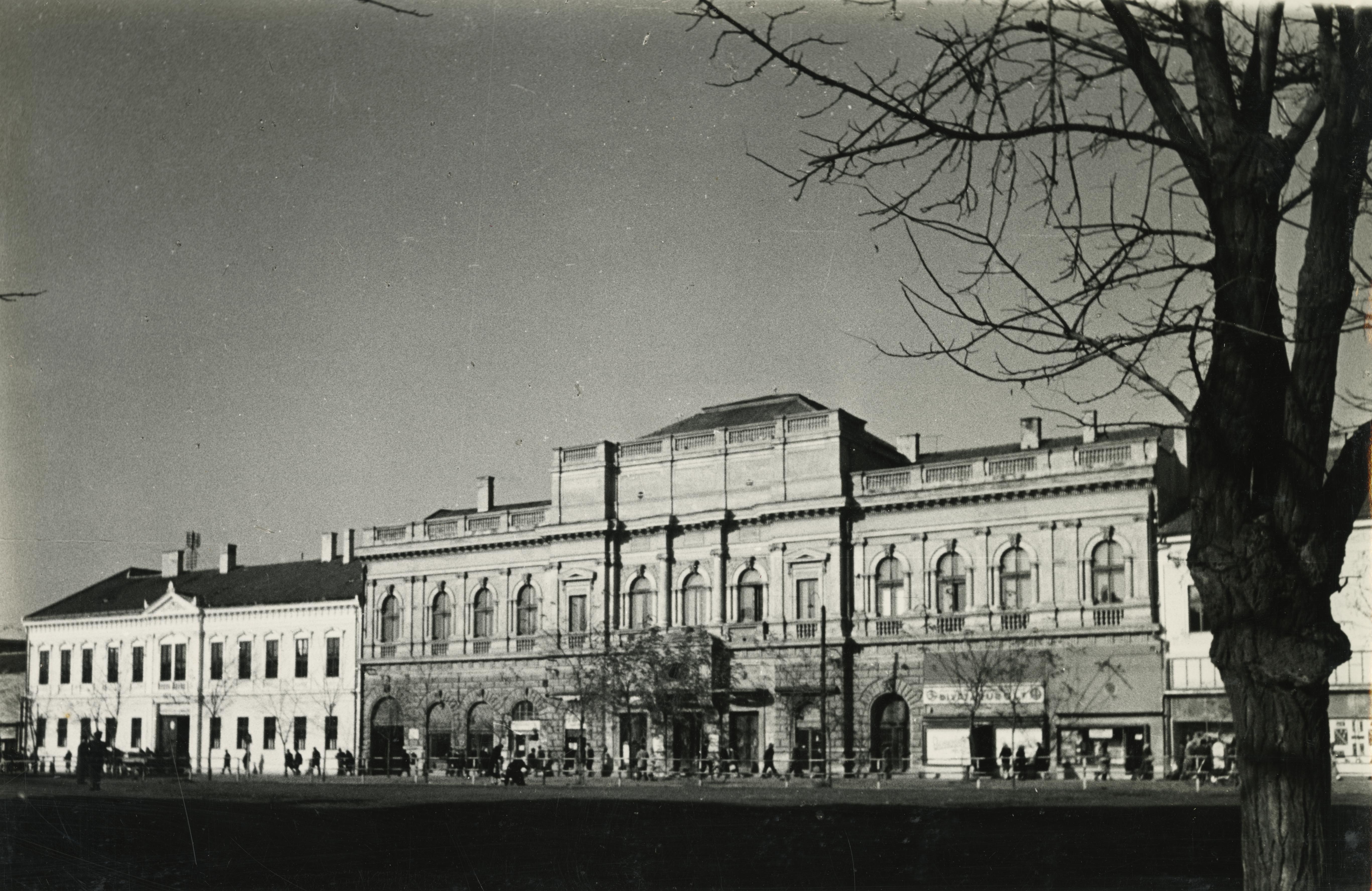 A Békéscsabai Jókai Színház