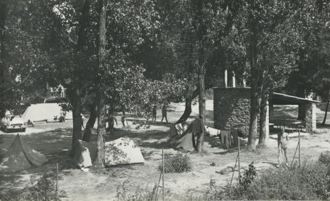 Balatonszabadi kemping