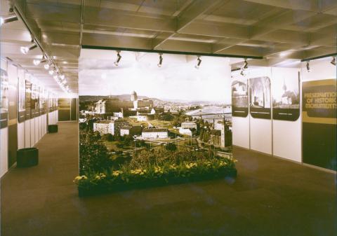 Építészeti szakmai kiállítás