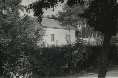 Tokaji épület