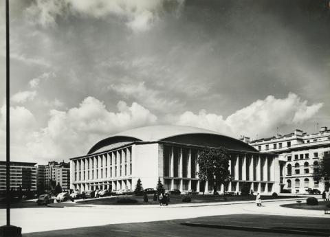 Sala Palatului (Palotacsarnok), Bukarest, Románia