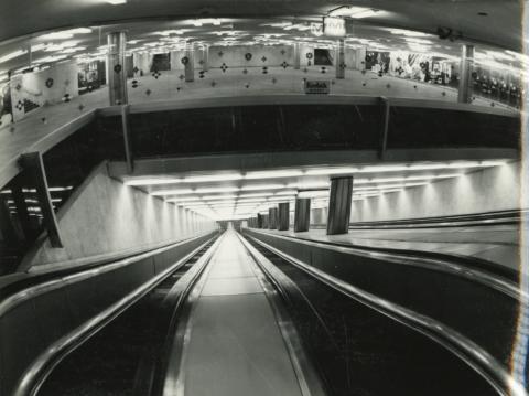 A Kálvin téri metróállomás