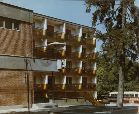 Balatonföldvári Békés és Csongrád megyei tanácsi üdülő