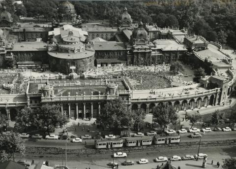 Budapest, Széchenyi Gyógyfürdő és Uszoda