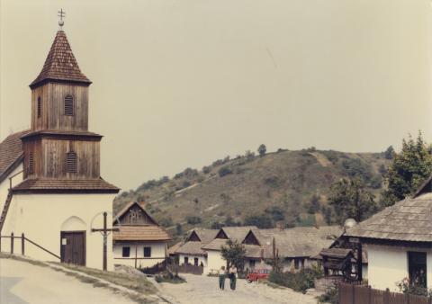 A Hollókői katolikus templom