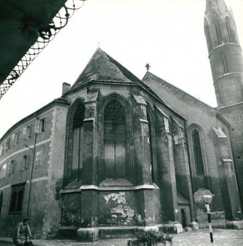A soproni Nagyboldogasszony-templom