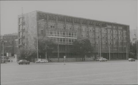 A MÉMOSZ-székház