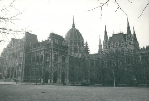 Budapest, Parlament