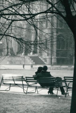 Kossuth téri pihenő