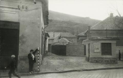Tokaji utca, épületvizsgálat