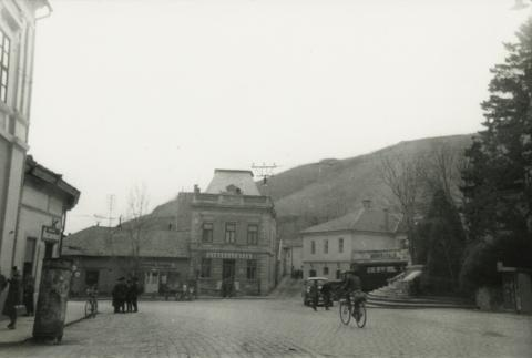 Tokaj, Kossuth tér
