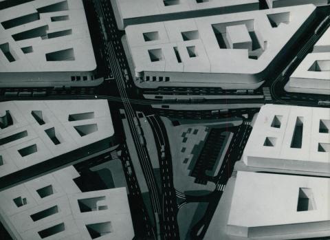 Városi csomópont modellje