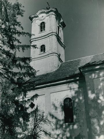 A grábóci szerb ortodox templom állapotfelmérése