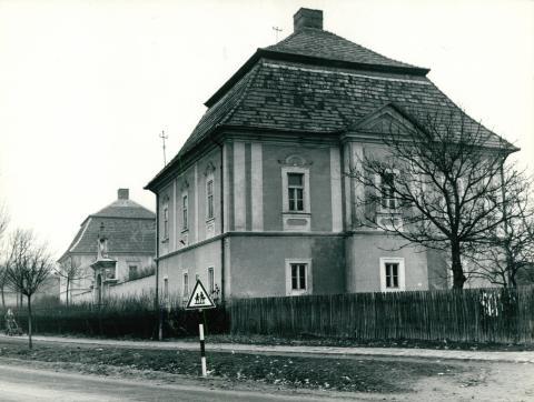 A szügyi Simonyi-kastély állapotfelmérése
