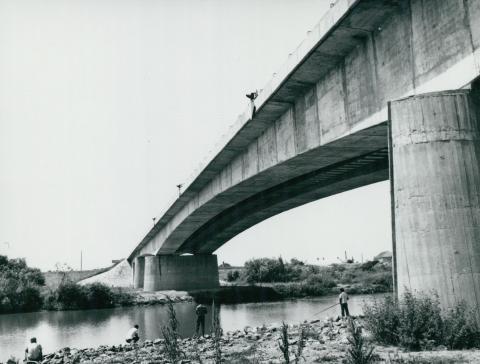 A köröstarcsai Kettős-Körös híd állapotfelmérése