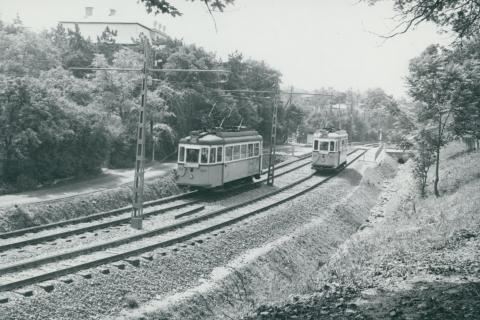 Az 59-es villamos Németvölgyi úti szakaszának állapotfelmérése