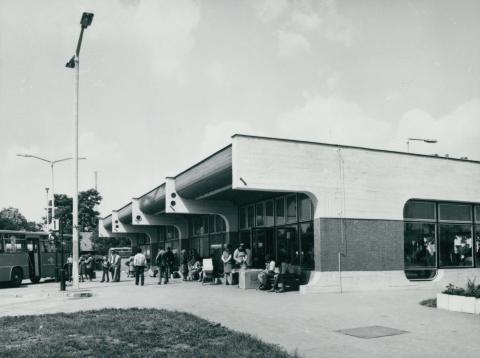 A szarvasi autóbuszállomás