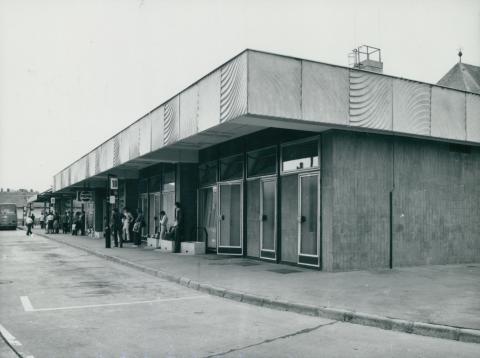 A hódmezővásárhelyi autóbuszállomás