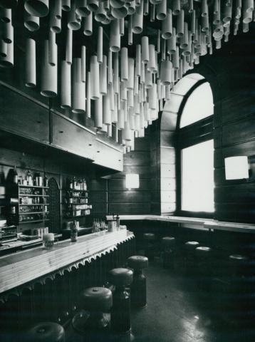 A Kárpátia 1979-ben kialakított bárja