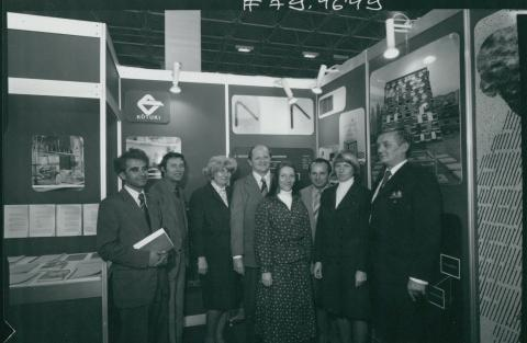 Az 1979-es HUNGAROKORR Nemzetközi Korrózióvédelmi Kiállítás résztvevői