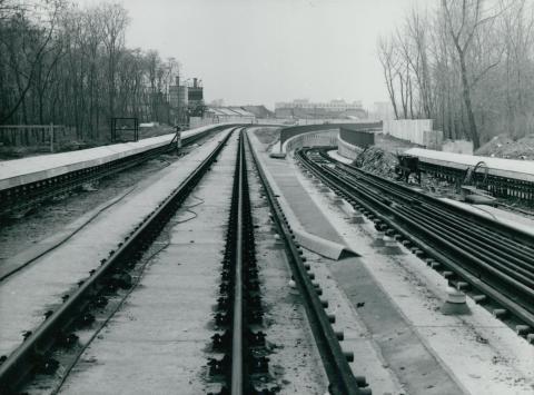 A 3-as metró útvonala Kőbánya-Kispesttől a Határ útig