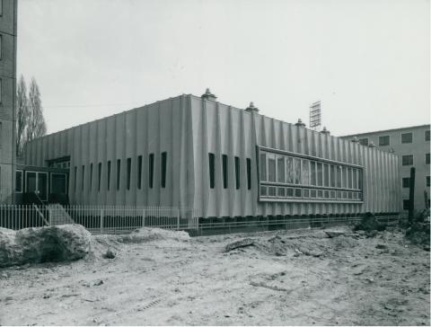 Fővárosi 2. Számú Építőipari Vállalat kultúrháza