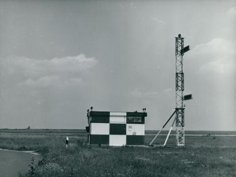 Repülésirányító berendezés a ferihegyi repülőtéren
