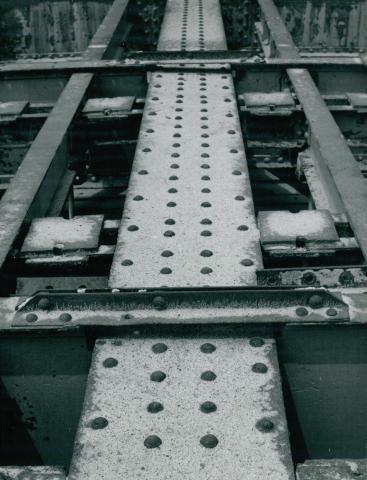 A Szabadság híd acél felszerkezeti elemeinek felmérése
