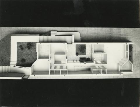 Törökvész úti házak modellje