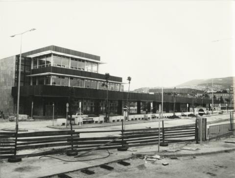 A pécsi autóbusz-állomás