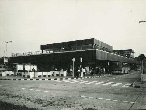 Pécs autóbusz-pályaudvara