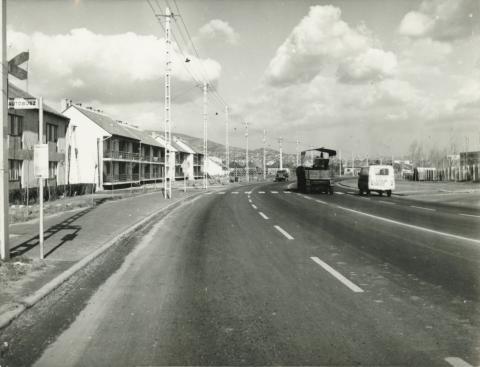 A 11-es főút elkészült részei