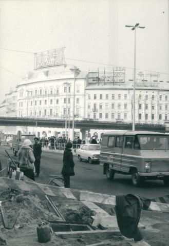 Budapest, Nyugati tér