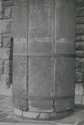 A MÉMOSZ-székház homlokzati burkolatának vizsgálata