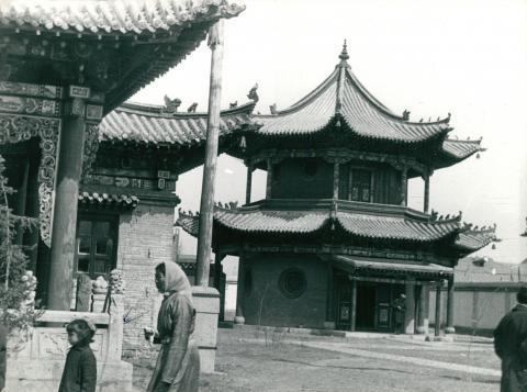 Kelet-ázsiai életkép