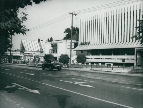 A fonyódi Posta épülete