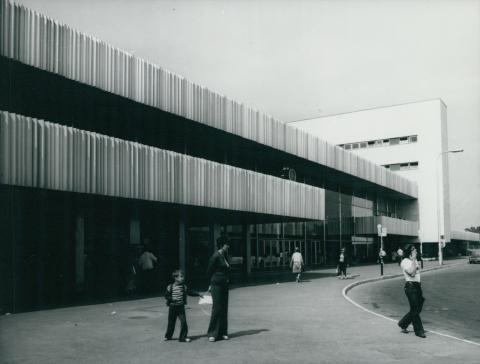 A balatonfüredi vasútállomás