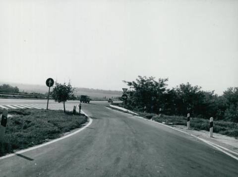 Pihenő az M7-es autópályán
