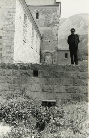 A bélapátfalvi ciszterci templom felmérése
