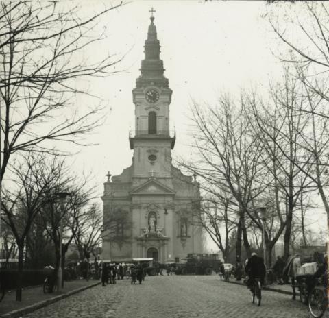 Kiskunfélegyházi Sarlós Boldogasszony templom - Ótemplom