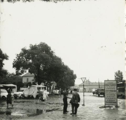Kiskunfélegyháza, piac