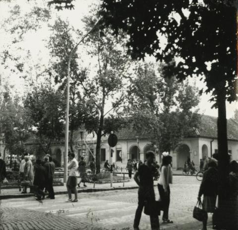 Kiskunfélegyháza, mai Szent János tér