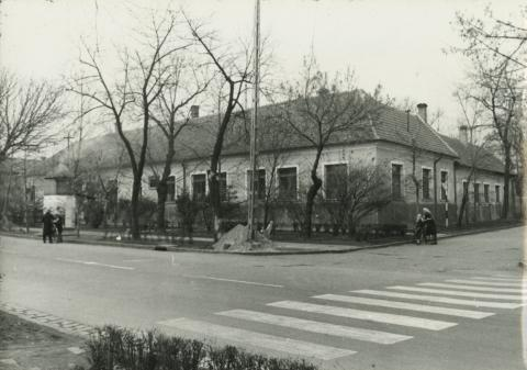 Kiskunfélegyháza, Kossuth Lajos utcai iskola
