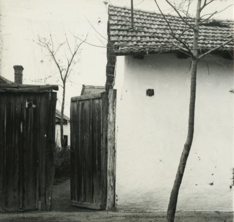 Kiskunfélegyháza, Martinovics utca egyik háza